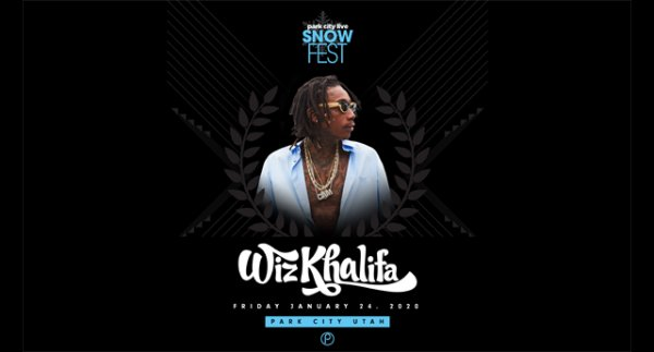 None - Win Tickets to See Wiz Khalifa at Park City Live!