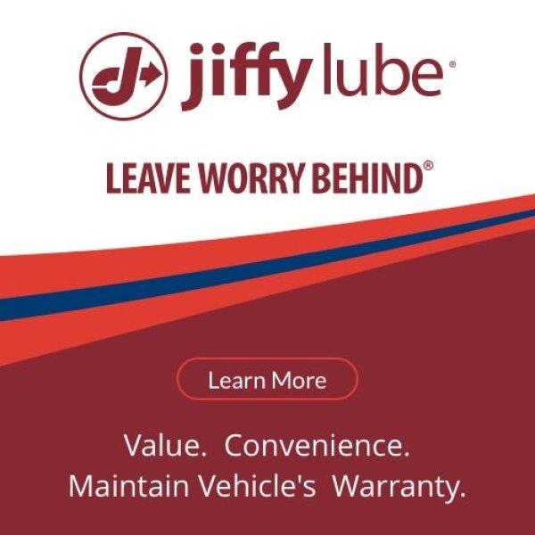 None -   Win a VIP Certificate for a Jiffy Lube Signature Service Oil Change (clone) (clone) (clone)