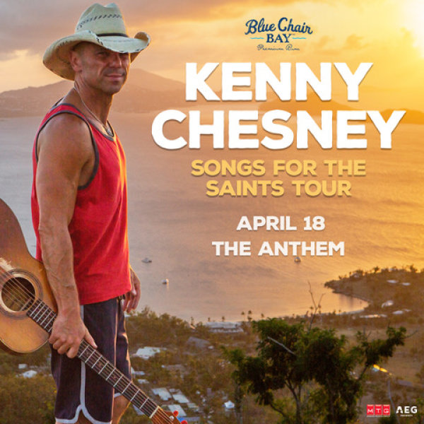 None - Win a Pair of Kenny Chesney Tickets!