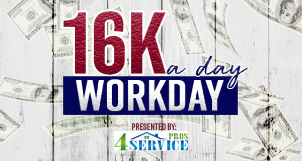 None -    16K a Day Workday