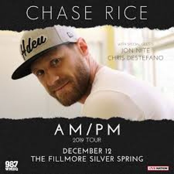 None - Win Chase Rice Tickets