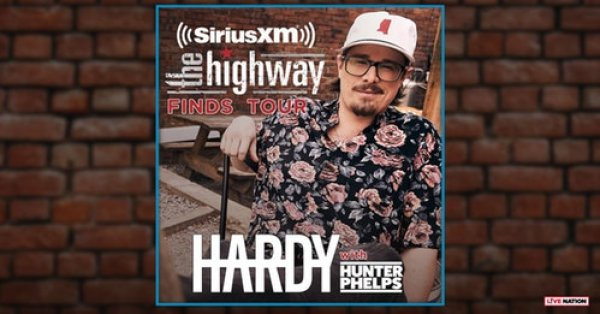 None - Win Hardy Tickets
