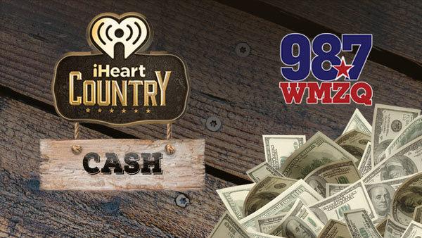 None - iHeartCountry Cash