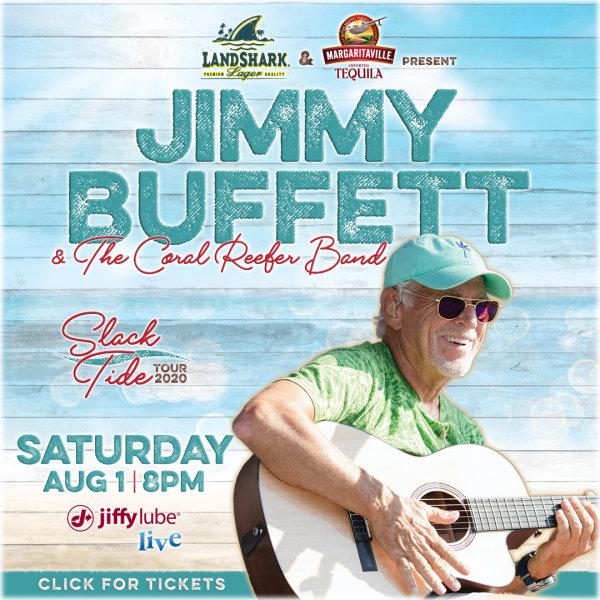 None - Win Jimmy Buffett Tickets!