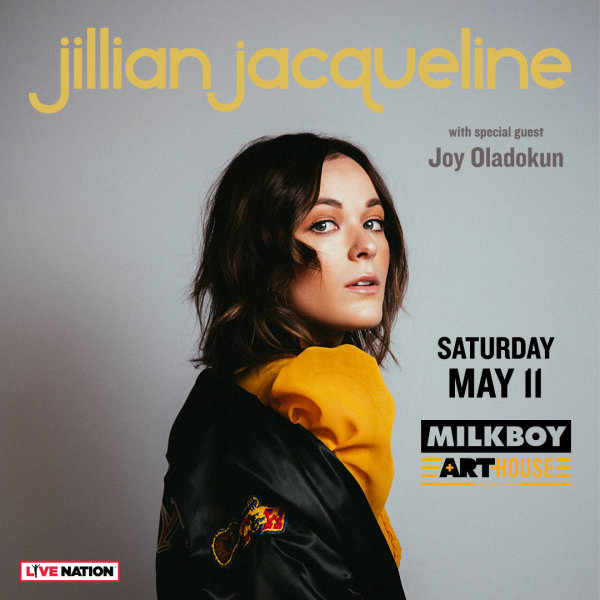 None -   Win Jillian Jacqueline Tickets!
