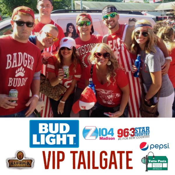 VIP Bud Light Tailgate Party