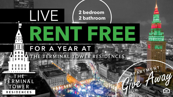 None - Live Rent Free for a Year at The Terminal Tower Residences