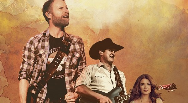 None - Win Dierks Bentley in Reno Tickets!
