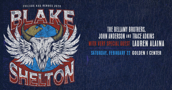 Win Blake Shelton Tickets!