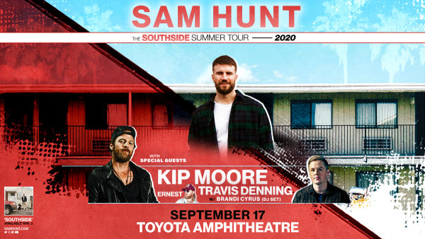 image for Win Sam Hunt Tickets!