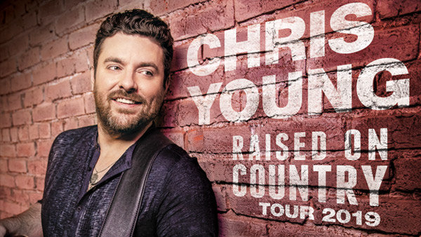 None - Chris Young at JQH Arena