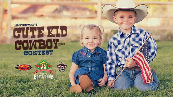 None -  Vote for Cute Kid Cowboy 2019
