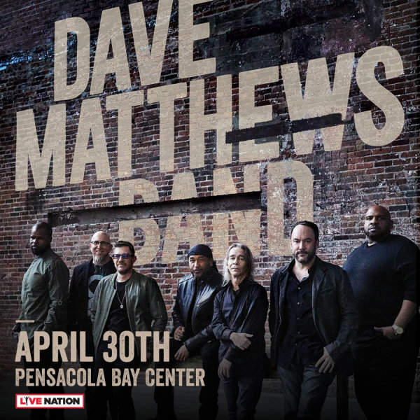 Win tickets to see The Dave Matthews Band!