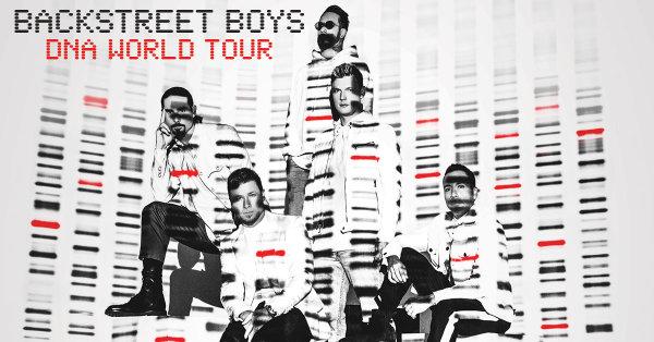 None - Backstreet Boys  in NOLA!
