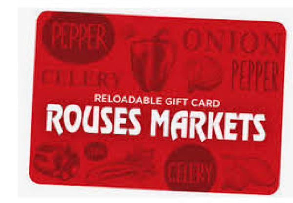 None -  Win a $50 Rouses gift card!!!