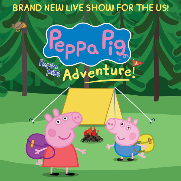 None - Win a Family 4 pack to see Peppa Pig!