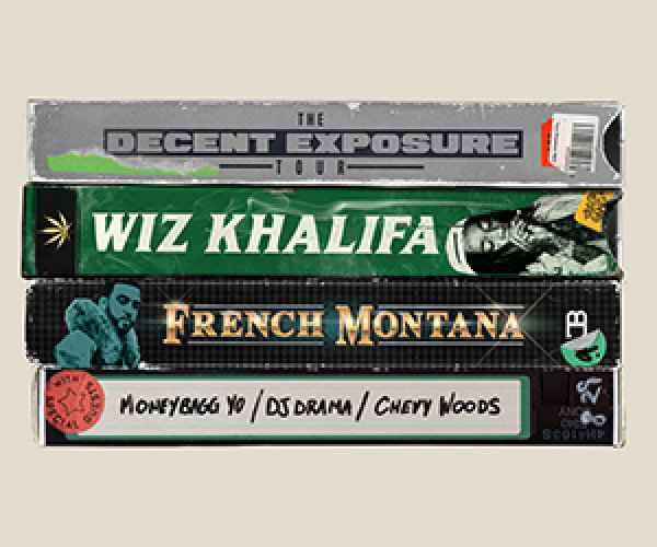 None - Win a pair of tickets to see Wiz Khalifa at Riverbend!