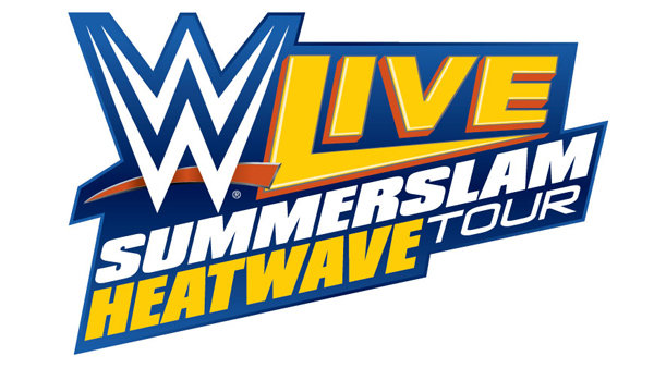 None -  WWE Live Summerslam Heatwave Tour