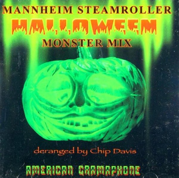 None -  Mannheim Steamroller's Halloween Monster Mix