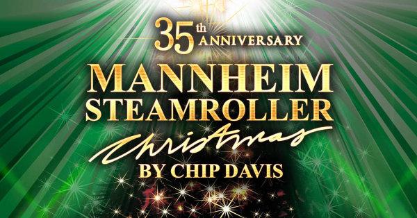 None - Mannheim Steamroller Christmas