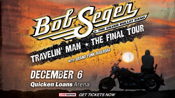 None - Congratulations to our Bob Seger Web Winning Weekend winners!