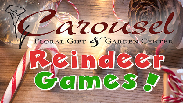 None - Carousel Floral Reindeer Games Giveaway