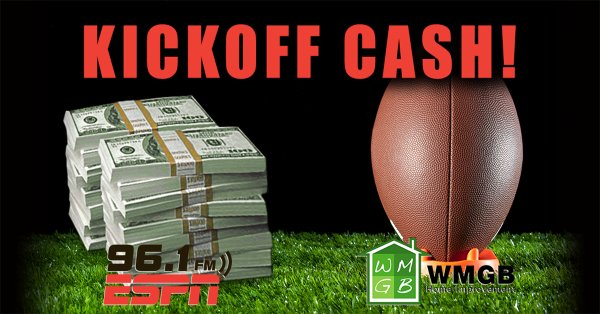 None - Kickoff Cash - Kick Off Your Fall With $1000