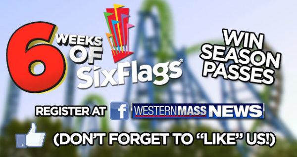 Six Weeks of Six Flags