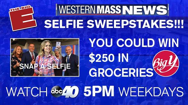 Big E Selfie Sweepstakes 2019 | westernmassnews com