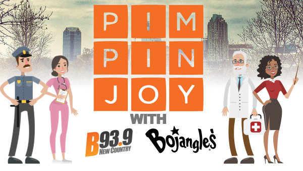 None - PimpinJoy with Bojangles & B93.9