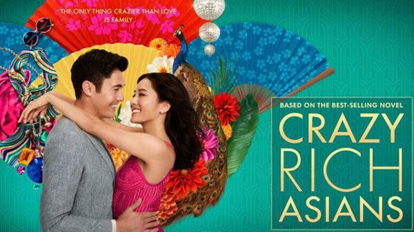 None - Crazy Rich Asians
