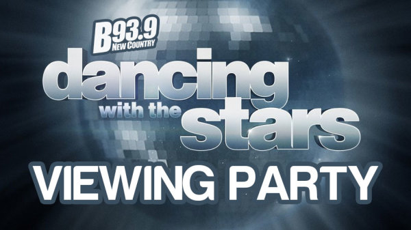 None - Dancing with the Stars Watch Party