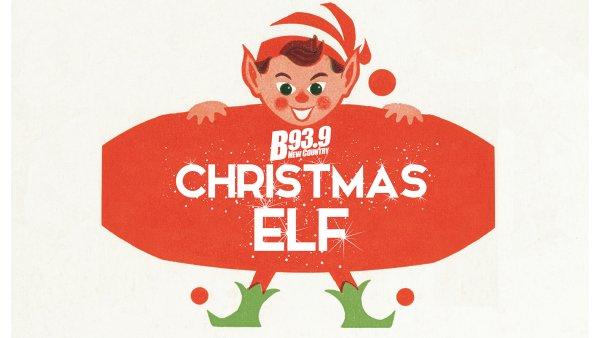 None - B93.9 Christmas Elf