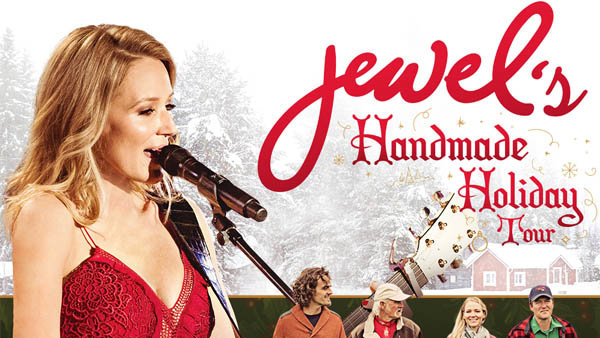 None - Enter To Win A Pair Of Passes To Jewel's Handmade Holiday Tour