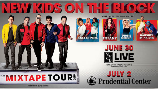 None - Enter to Win a Pair of Tickets to New Kids on the Block Mixtape Tour