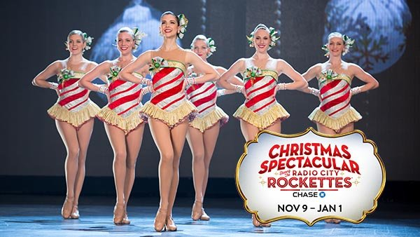 None - Enter to Win Tickets to See The Christmas Spectacular Starring the Radio City Rockettes