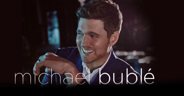 None - Win a Pair of Tickets to an Evening With Michael Buble