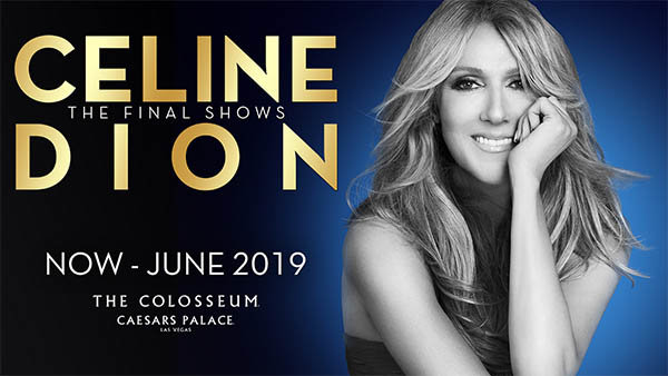 None - Enter To Win A Trip For Two To Las Vegas To See Céline Dion