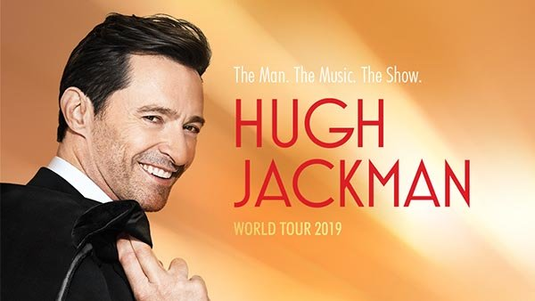 None -  Enter To Win Tickets To See The Man. The Music. The Show. Starring Hugh Jackman!