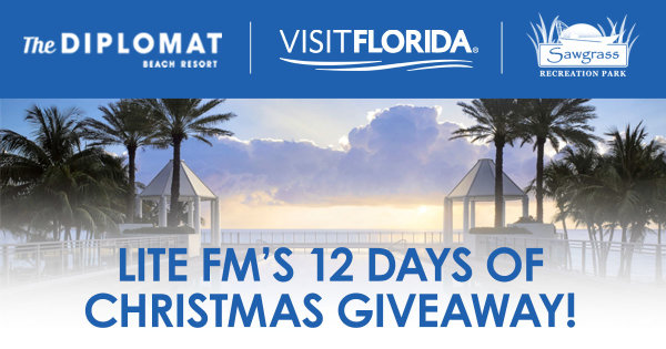 None -  Win A Trip To The Diplomat Beach Resort & Admission For Two To Sawgrass Recreation Park!