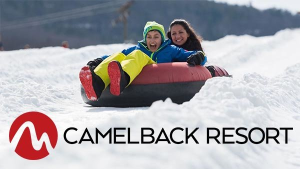 None - Enter to Win a Four Pack of Lift Tickets to Camelback