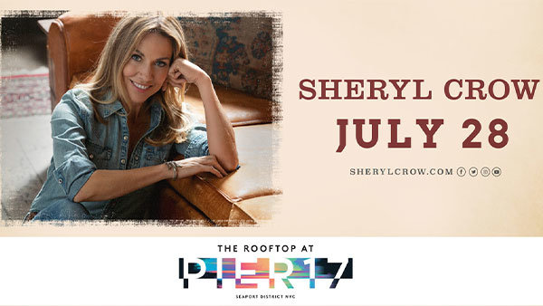 None - Enter to Win Tickets to See Sheryl Crow!