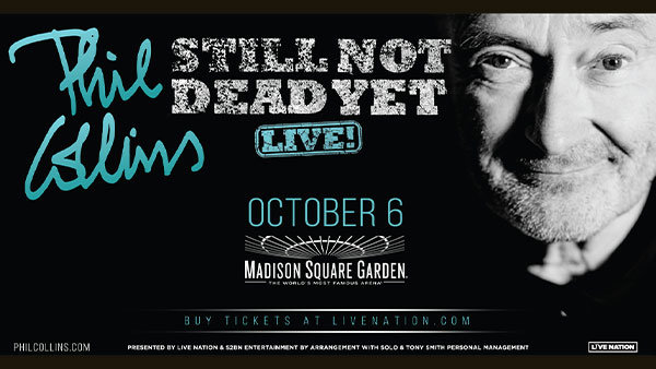 None -  Enter To Win Tickets To See Phil Collins!