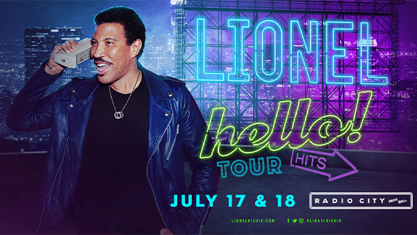 None -  Enter To Win Tickets To See Lionel Richie!