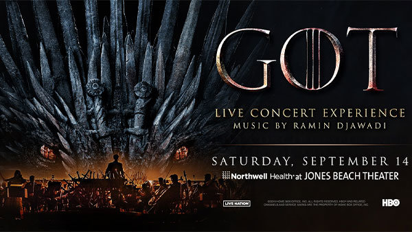 None -  Win Tickets To The Game Of Thrones Live Concert Experience