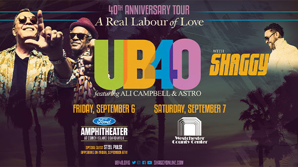 None - Enter To Win Tickets To UB40 This Summer