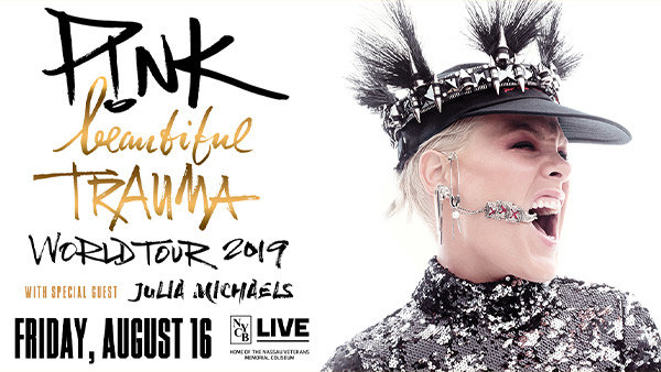 None - Enter To Win Tickets To See P!nk!
