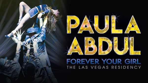 None - WIN A TRIP FOR TWO TO SEE PAULA ABDUL!