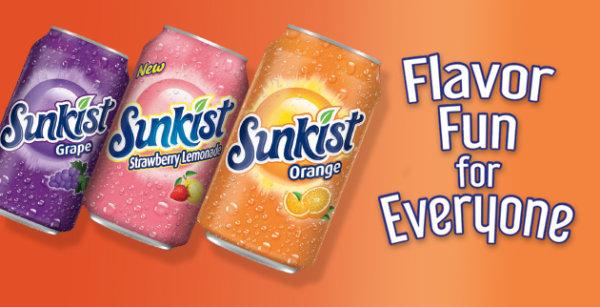 None - Win Sunkist - Flavor of Fun - Prizing!