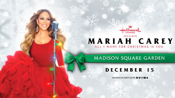 None - Enter To Win Tickets To See Mariah Carey!